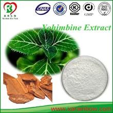 Chinese herbal raw material Yohimbine Extract