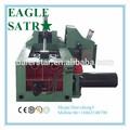 manuel et automatique horizontal de recyclage de ferraille