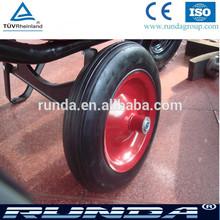 Qingdao Wholesale Pneumatic wheel barrow solid rubber wheel
