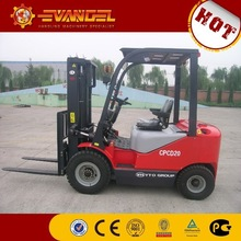 YTO 2t diesel fork lift japan for factory price cpcd20
