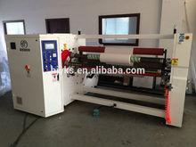HJY-FJ02 China high quality & best price non woven cloth slitting machine