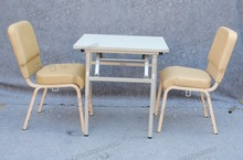 YC-T07 Hot sell table and chair,durable and good quality ,cheap dining chairs set of 4