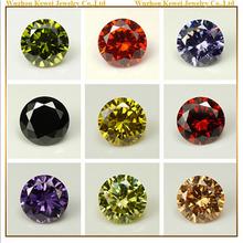 wholesale high quality loose diamond cz,loose gemstone cz ,cz stone