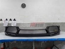 Carbon Fiber Front Bumper For 12-14 Bentley Continental GT VRS Style Bumper (V8 only)