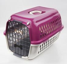 New Design plastic pet crate