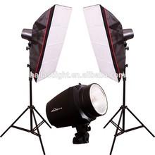 Photographic Studio softbox lighting kit