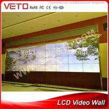 """46"""" Samsung DID LED BLU 5.3mm ultra narrow bezel 9*4 LCD Video Wall"""