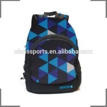 2014 KOSTON branding Triangular fashion designs casual backpack KB074