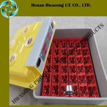 Automatic holding 48 eggs household incubator machine