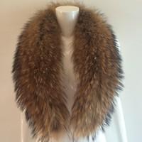 factory supplies real raccoon dog fur for hood