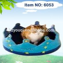 Luxury pet sleep bedding/cat mat/dog house