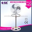 """2015 industrial cooling fan 18"""" industrial pedestal fan china 18"""" 3 in 1 electric fan with CE certificate FS-45-301"""