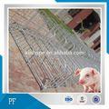 Valla de ganado/cerdo de metal panel de la cerca