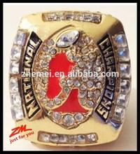 2011 Alabama Crimson Tide NCAA National Championship Ring Replica - Nick Saban - Mens Size 11