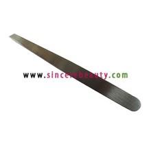 stainless steel eyebrow tweezers BTW002