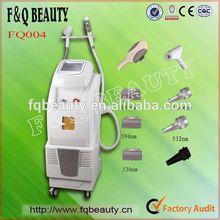 Unique technology e-light hair removal appliance