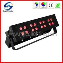guangzhou led stage lighting supplier 4IN1 10W bar led lights