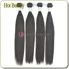 Hot Beauty Hair Grade 5A 100% Human Hair Virgin Peruvian Sliky Straight Hair