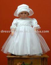 vestido do batismo