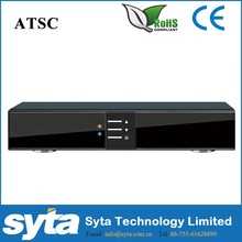 HD ATSC Digital Receiver Free Dish 1000 channels TV and Radio programm Fully ATSC compliant for USA