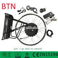 36V450W electric bicycle brushless hub motor kit