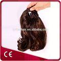 pinza de pelo barato la extensión del pelo cola de caballo de china