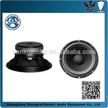 "best design bass speaker line array/10"" high power woofer/ stage power bass speaker"