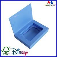 Printed paper display box,Custom paper display box for phone case