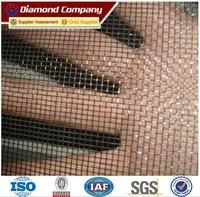 14 mesh DIAMOND fiberglass mesh window screen (white color, blue color)