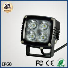 fancy hot sale super bright square 9v-36v led work light for 4x4 ATV UTV Truck Car
