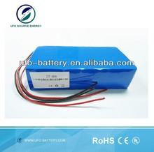 OEM lithium ion battery pack 12v 60Ah LiFePO4 8067220 for UPS, solar energy