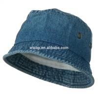 Reversible bucket hat foldable short brim bucket hat lady bucket cap