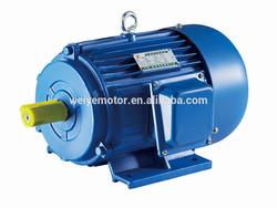 3 phase y112m-2 4kw ac electrical motors