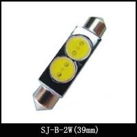 Brighter! SV8.5 , 211 base festoon auto LED indicator light bulbs