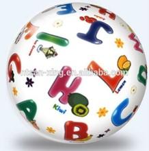 Non-toxic pvc toy balls