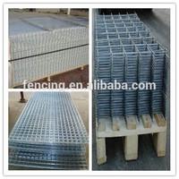 3/8 inch galvanized welded wire mesh panels/heavy gauge galvanized welded wire mesh panel