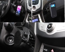 Mobile phone holder for Car Universal Car Holder For Air Vent From Factory AB Stand X1