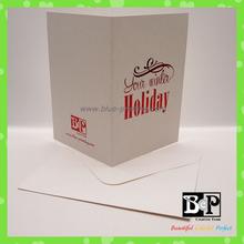 New Foiled Invitation Card for Christmas Invitation