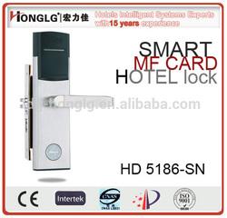 Security Password Door Digital Lock RF Hotel Digital Lock