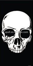 Customized skull Tube Mask neck gaiter Seamless Bandana