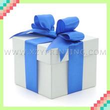 Handmade birthday gift cardboard box