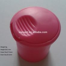 plastic bottle cover