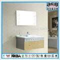 Jaune en acierinoxydable de salle de bains ats314with- dans home depot vanité évier