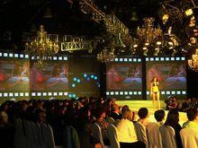 Grande del envío libre RGB llevó la pantalla fina galería de arte y fotografía de la publicidad de impresión 3D llevó la pantalla