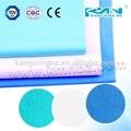 médico esterilização papelcrepe steril papel