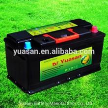 Yuasan Top Calcium Sealed Lead Acid Maintenance Free Auto Battery--60038MF(12V100AH)