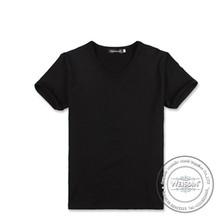 160 grams hot sale spandex/cotton latest new tshirt online shopping 2014