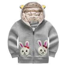 R&H Hot selling high quality popular low price girls sweatshirt cartoon