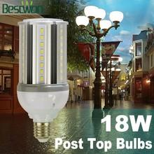 Garden and street high power UL listed 18W LED corn lamp