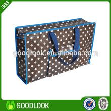 non wove eco friendly recyable ziplock package